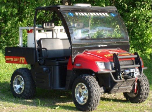 2008 Polaris Ranger